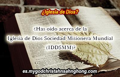 ¿Sabe la IDDSMM?