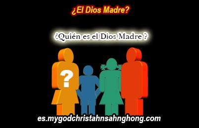 Necesitamos el Dios Madre. ¿Estás seguro?